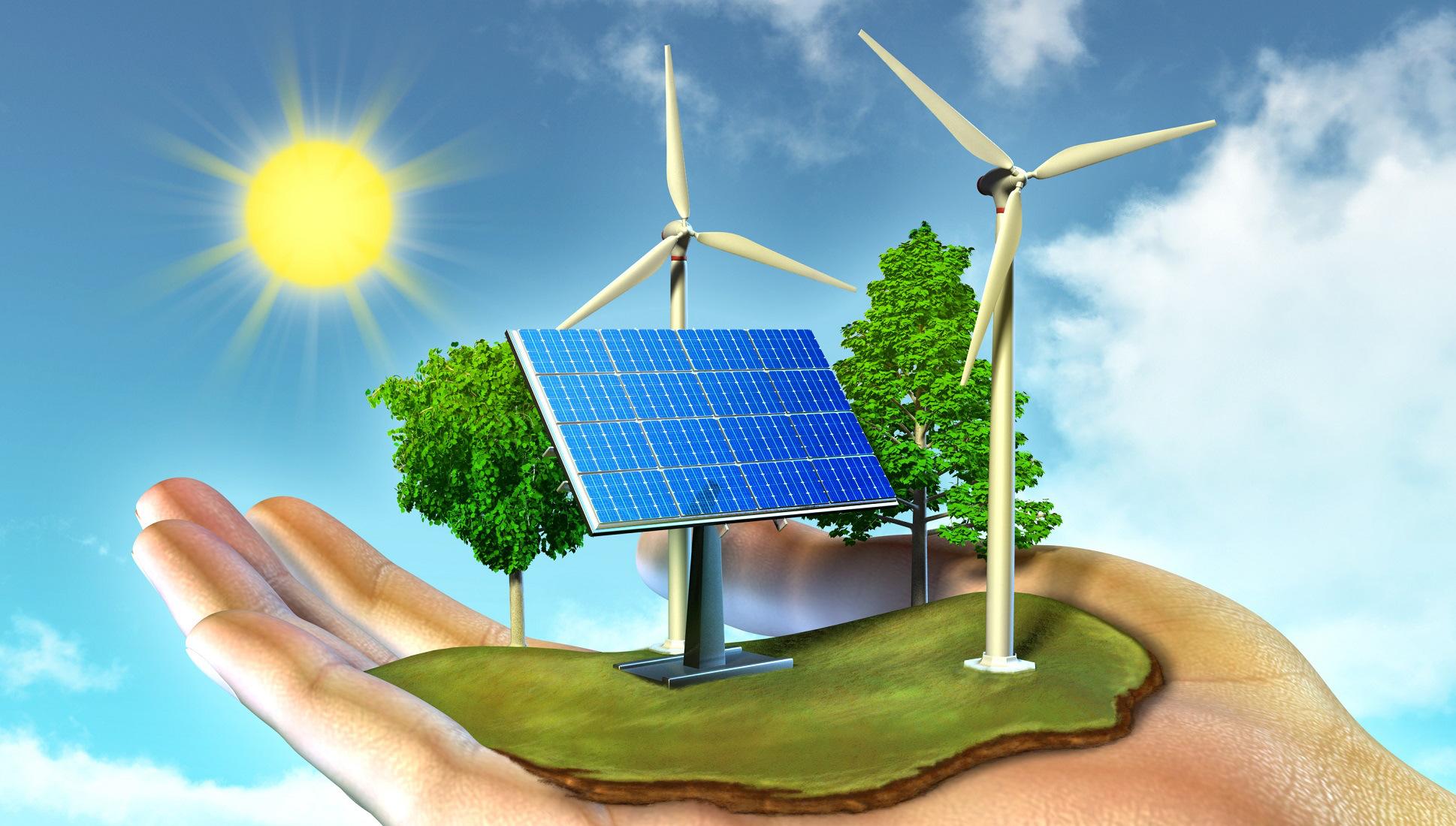 Resultado de imagen de energia renovable